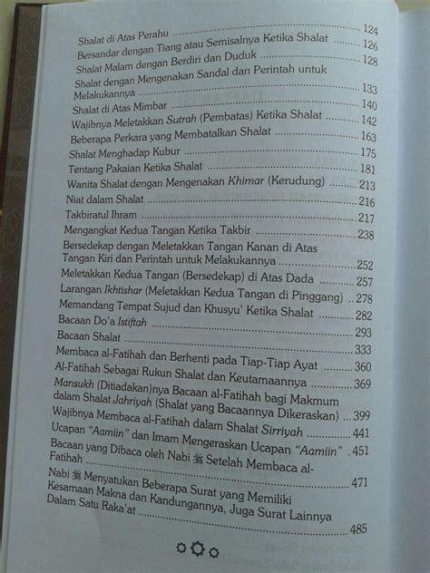 Sifat Shalat Nabi Jilid 3 Edisi Lengkap buku sifat shalat nabi edisi lengkap 3 jilid