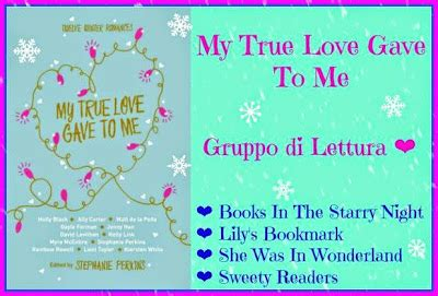 libro my true love gave gruppo di lettura my true love gave to me discussione the fox and the lady di kelly link