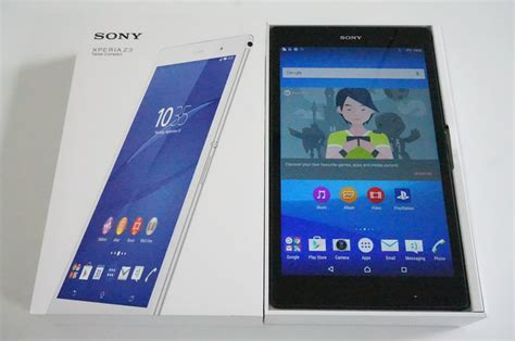 Sony Xperia Z3 Tablet Compact Sgp621 sony xperia z3 tablet compact sgp621 16gb 4g lte catawiki