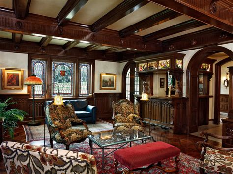 country house interior architecture traditional