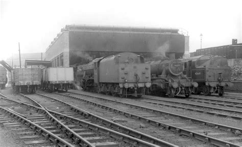 Sheds Coventry by Coventry Shed A General View Of The Railways
