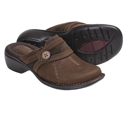 clarks clogs for clarks mill river leather clogs for save 35