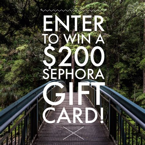 How To Win A Sephora Gift Card - enter to win this 200 sephora gift card giveaway virtually yours