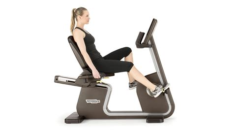 Recline Js by Artis 174 Recline Exercise Bikes Technogym