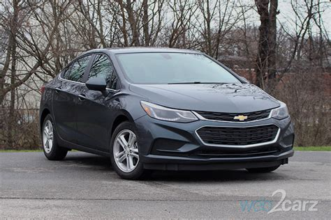 Chevy Cruze Diesel Review by 2017 Chevrolet Cruze Diesel Review Carsquare