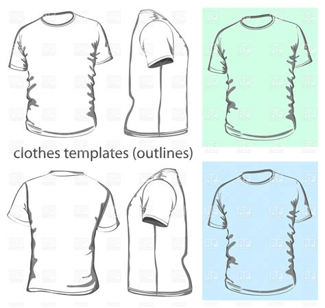 simple t shirt template simple t shirt design template fashion