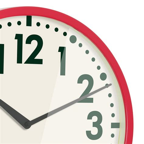 red wall clocks australia buy firehouse wall clock online australia purely wall
