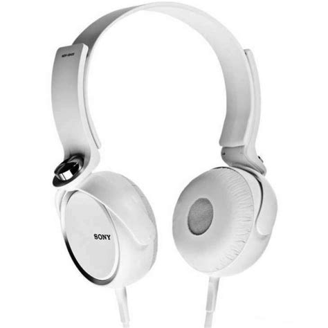 Headset Sony Mdr Xb400 sony mdr xb400 mdr xb400 headphone earphone available at shopclues for rs 549