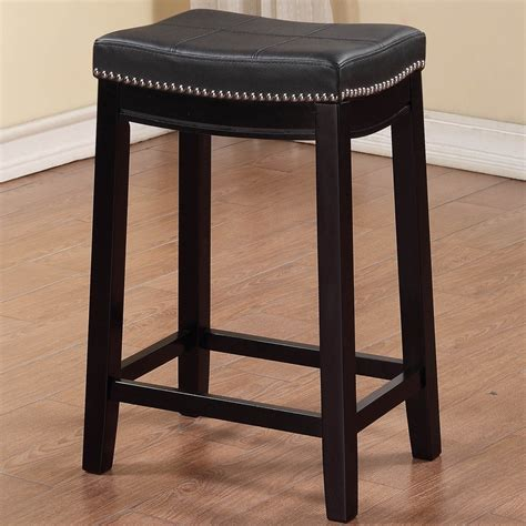 Padded Bar Stools No Back by Modern Padded Saddle Bar Stools Padded Saddle Bar Stools