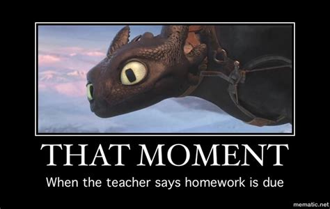 Oh Shit Meme - the gallery for gt toothless and hiccup touch