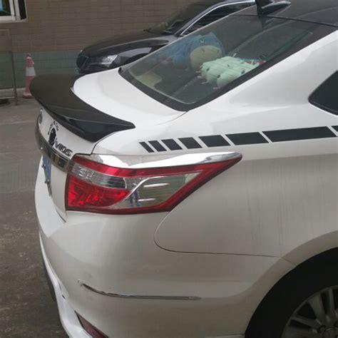 Altenator Allnew Yaris Vios 2014 Now Ori Automotif for vios spoiler enlarged tdr abs material car rear wing primer color rear spoiler for toyota