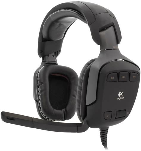 Headset Logitech G35 Logitech G35 Surround Sound Headset Drivers