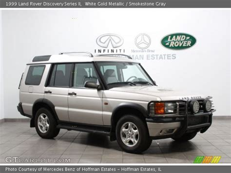 land rover 1999 interior white gold metallic 1999 land rover discovery series ii