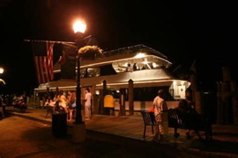 party boat rentals in annapolis md walking over the college creek bridge to downtown