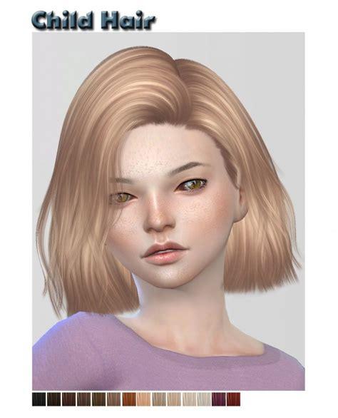 child sims 4 hair newhairstylesformen2014 com cc hair sims 4 children newhairstylesformen2014 com