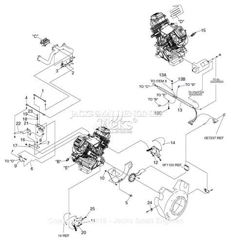 generac parts diagram generac 005072 1 gth990 parts diagram for governor electric
