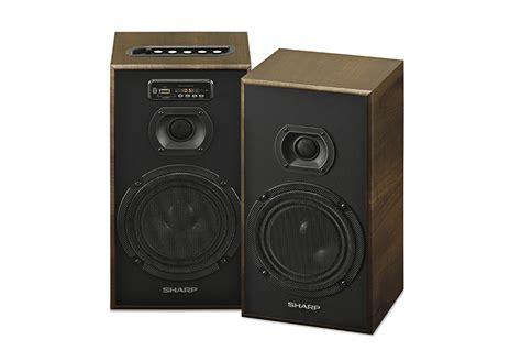 Sharp Active Speaker Cbox B625ubo speaker box sharp cbox b625ubo mendengarkan musik dirumah