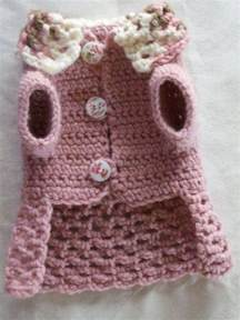 Nice Comforters Dog Sweater Knitting And Crochet Patterns Free Crocheted