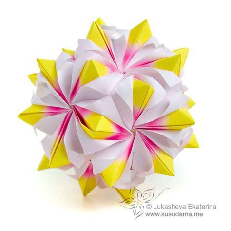 Kusudama Origami - origami kusudamas 171 embroidery origami