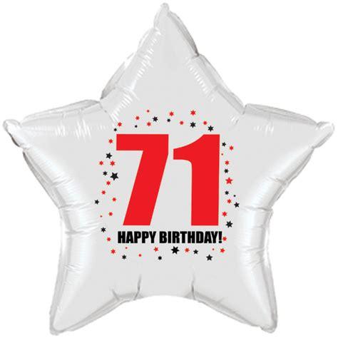71st birthday images 71 happy birthday supplies 71st birthday balloon