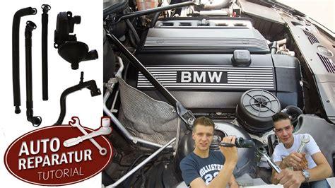 Bmw 1er Start Stop Automatik Defekt by Kurbelgeh 228 Useentl 252 Ftung Wechseln Kge Bmw M52 M54 Diy
