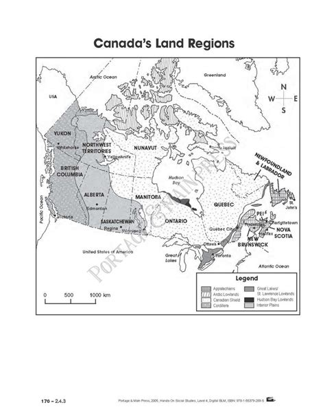 4 Grade Social Studies Worksheets by Grade 4 Social Studies Canada Map Activity Sheet