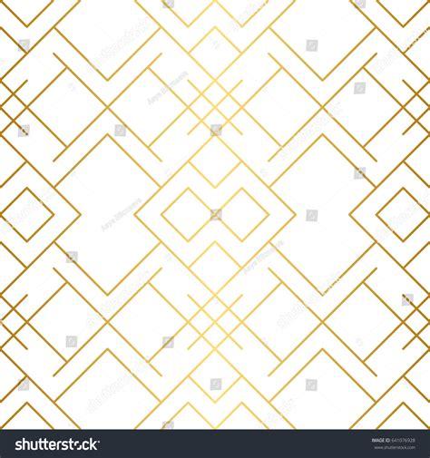 pattern geometric model golden texture seamless geometric pattern golden stock
