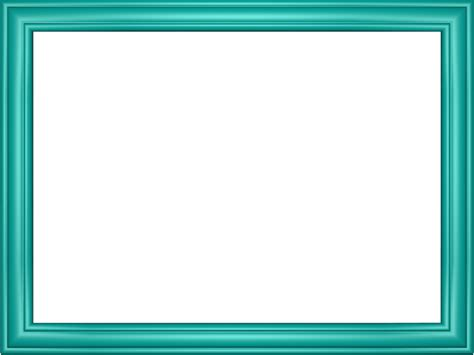 cornici powerpoint aqua embossed frame rectangular powerpoint border