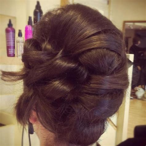 1000 images about hair up dues on medium length hairs updo and vintage updo