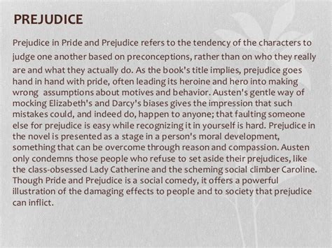 themes found in pride and prejudice themes pride and prejudice