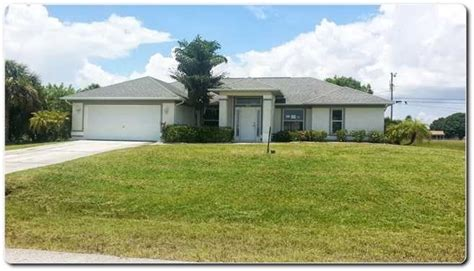 houses for sale cape coral fl 305 ne 10th st cape coral florida 33909 reo home details foreclosure homes free