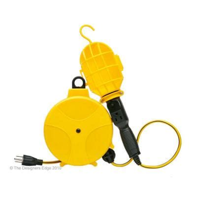 retractable work light home depot cord reels extension cords extension cords surge