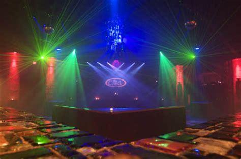 Nightclub Lighting Fixtures Chauvet Lights Set The Mood For Ybor City Club Lightsoundjournal