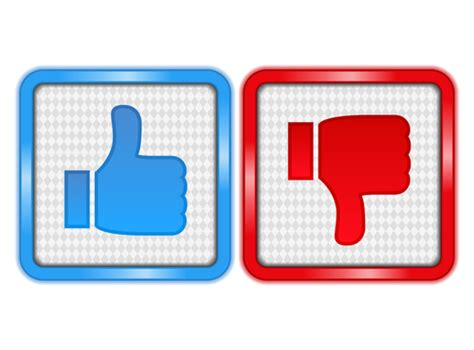 Yay Or Nay by Thumb Up Clipart Best