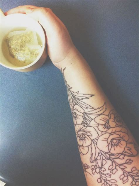 sacred skin tattoo 47 best reference images on floral