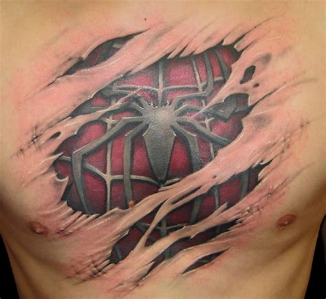spiderman tattoo tattoo designs gallery