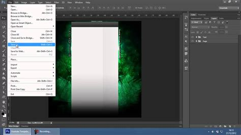 save a pattern in photoshop photoshop cs6 for beginners 27 saving files as jpegs