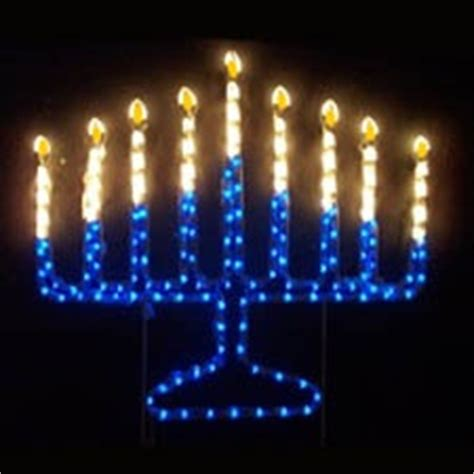 menorah yard art and art on pinterest