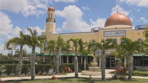 Masjid Miami Gardens Shows In Mosque Day Before He Allegedly Made Threats