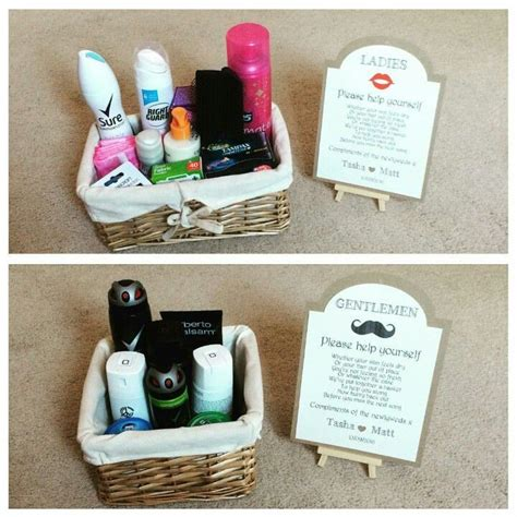 Wedding Baskets by 25 Best Ideas About Wedding Toiletry Basket On