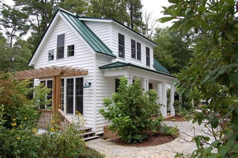 Small Cottage Plans by Katrina Cottage Gmf Associates Small House Bliss