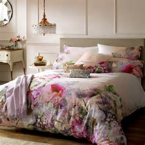 Pink Flower Duvet Cover Ted Baker Pure Peony Duvet Cover From Palmers Department