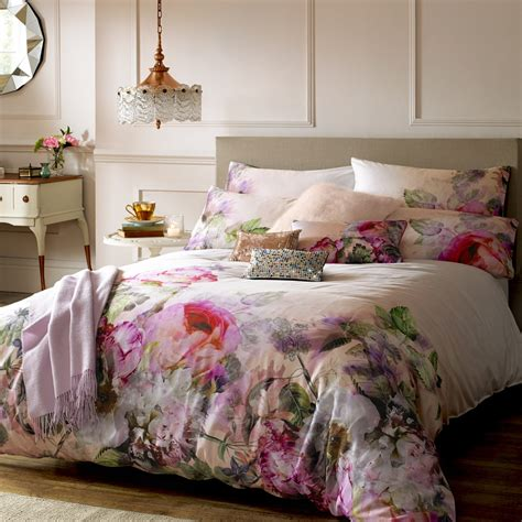 peony bedding ted baker pure peony duvet cover from palmers department