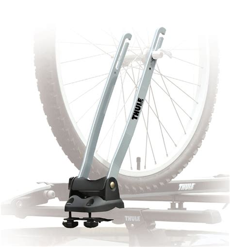 Roof Rack Wheel Holder by Thule 593 1 Wheel On Instore Free Shipping