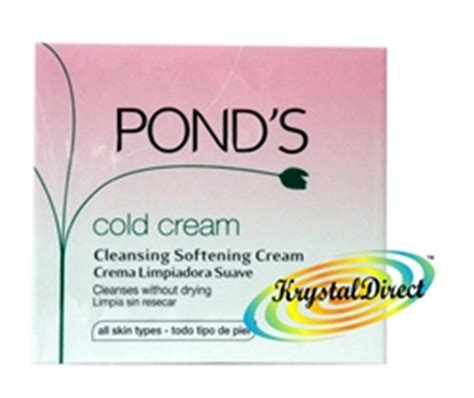 Ponds Detox Ingredients by Ponds Cold Cleanser 50ml