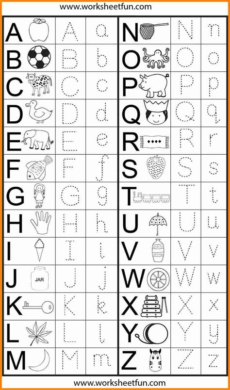 english alphabet exercises  beginners  penn working papers