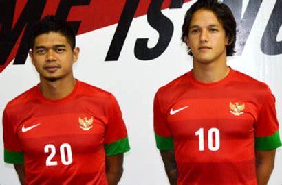Jersey Baru Exo timnas indonesia resmi kenakan jersey baru dengan lambang
