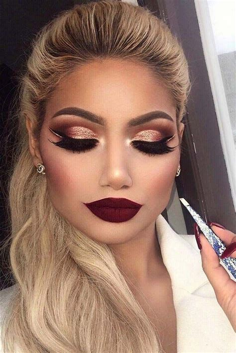 The Makeup Show Day 2 by Makeup Ideas The Sexiest Winter Makeup Looks That Are