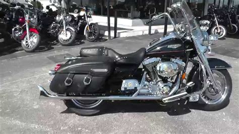Harley Davidson Road King Classic For Sale by 648522 2000 Harley Davidson Road King Classic Flhrc