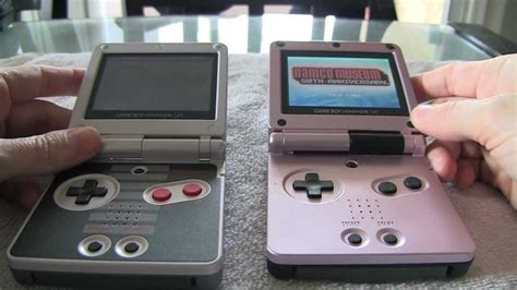 gameboy color sp mod gameboy advance sp classic screen mod by amy decaro